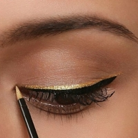 Metallic eye do!