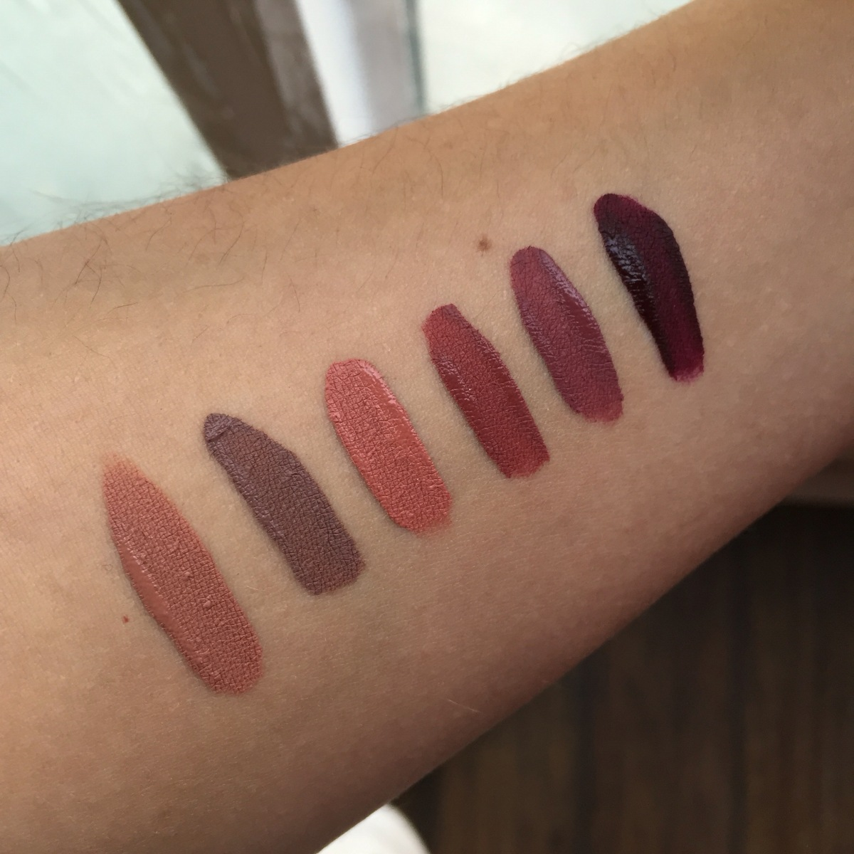 LASplash Velvet MatteLiquid Lipstick