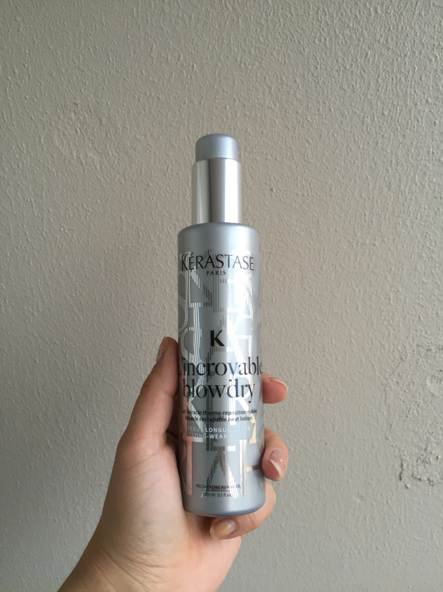 Kerastase Blowdry Lotion Giveaway!!