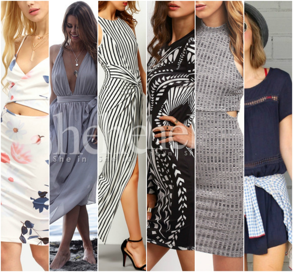 The 6 Dresses You Need From SheIn.com This Summer!!