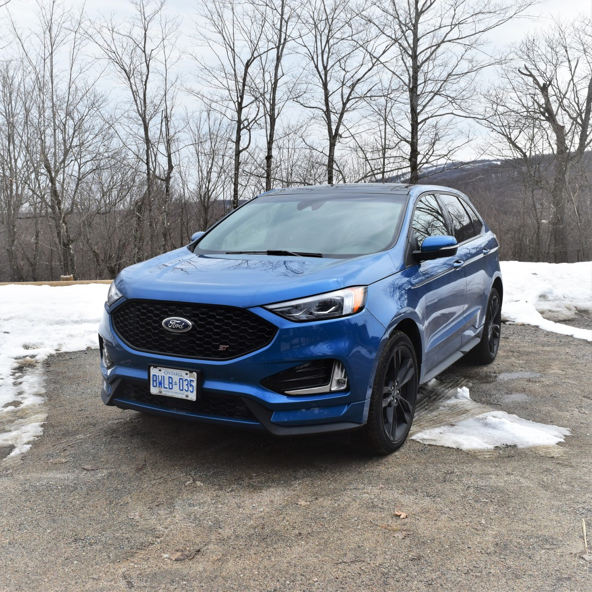 Road Tripping With The 2019 Ford Edge ST!!