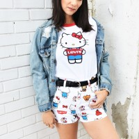 Levi's X Hello Kitty!!!